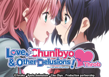 Love, Chunibyo and Other Delusions! –Heart Throb- (Season 2)