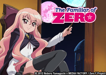 Familiar of ZERO, The (Season 1)