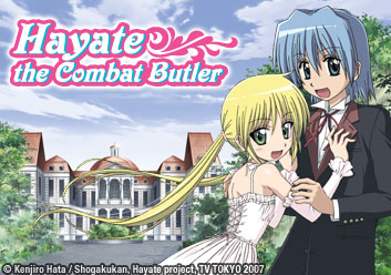Hayate the Combat Butler! (Season 1)