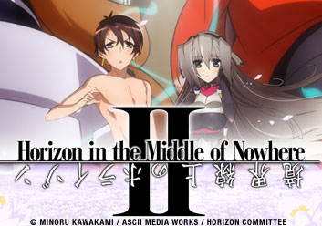 Horizon in the Middle of Nowhere (Season 2)