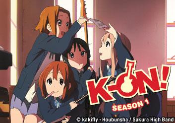 K-ON! (Season 1)