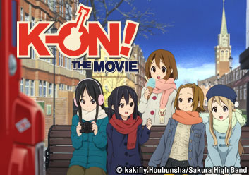 K-ON!! The Movie