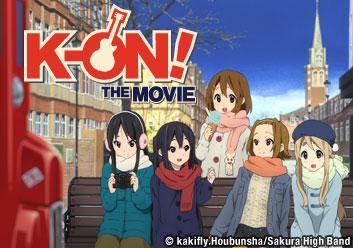 K-ON!! The Movie