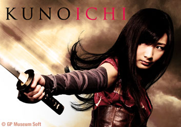 Kunoichi, The