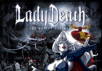Lady Death The Motion Picture
