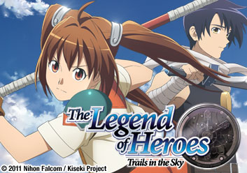 Legend of Heroes ~ Trails in the Sky