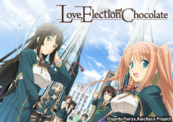 Love, Election & Chocolate