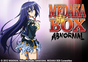 Medaka Box Abnormal (Season 2)