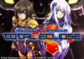 Muv Luv Alternative : Total Eclipse