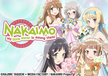 NAKAIMO - My Little Sister is Among Them!