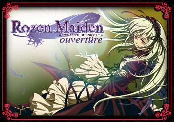 Rozen Maiden: Ouvertüre (Season 3)