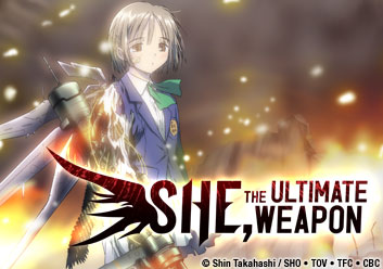 She, The Ultimate Weapon