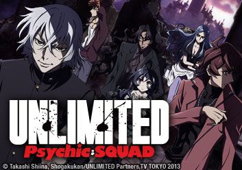 Unlimited Psychic Squad