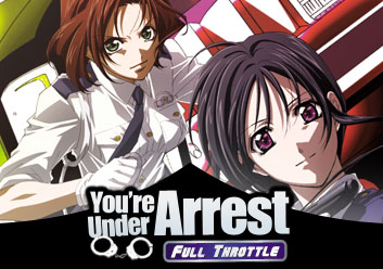 You're Under Arrest: Full Throttle (Season 3)
