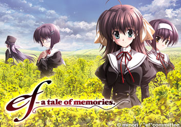 ef ~ A Tale of Memories