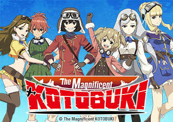 The Magnificent Kotobuki